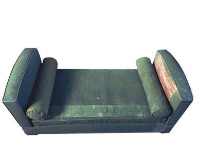 Small sofas -  canapé bivouac - LA P'TITE FABRIK