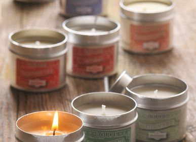 Candles - vegan candle - MAITRE SAVONITTO FABRICANT
