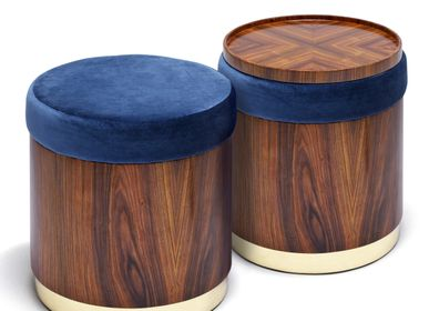 Stools for hospitalities & contracts - LUNE A STOOL - DUISTT