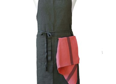 Kitchen linens - APRONS - CHARVET EDITIONS