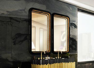 Décoration murale - Surface Black Paramount - MAISON VALENTINA