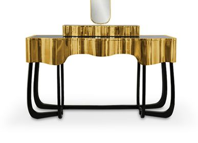 Hotel rooms - Sinuous Dressing Table - MAISON VALENTINA