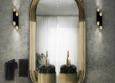 Wall decoration - Colosseum Mirror - MAISON VALENTINA