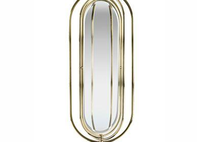 Bathroom furniture - Colosseum Floor mirror - MAISON VALENTINA