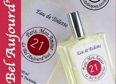 Fragrance for women & men - TOILLETTE WATER - LE BEL AUJOURD'HUI