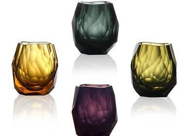 Crystalware - GLACIER Glass - ARTEL
