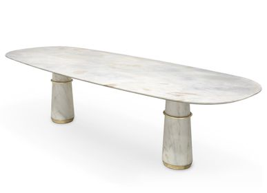 Tables - AGRA II Dining Table  - BRABBU DESIGN FORCES