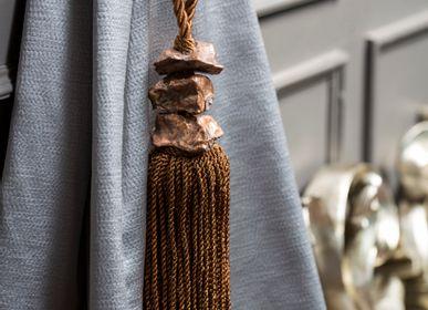 Rideaux et voilages - Gland en métal - KANCHI BY SHOBHNA & KUNAL MEHTA