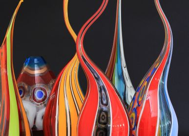 Art glass - Vases a canne  - MURANO DESIGN