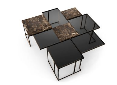 Tables - Square Centre de Table - PORUS STUDIO