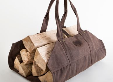 Bags / totes - Log Bag LUMBERJACK - ALASKAN MAKER