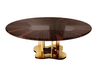 Tables - Marina Dining Table - MALABAR
