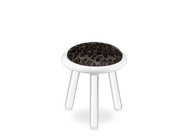 Sofas and armchairs for children - Illusion Leopard Stool - CIRCU