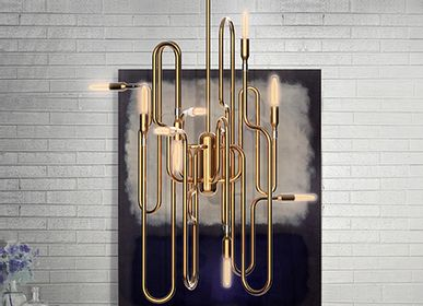 Hanging lights - Clark | Suspension Lamp - DELIGHTFULL