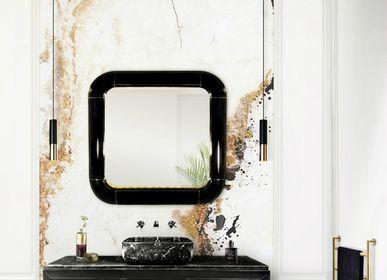 Décoration murale - Surface Gold Onyx - MAISON VALENTINA