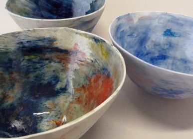 """Cadeaux - """" Chagalle"""" bowl - POTOMAK STUDIO"""