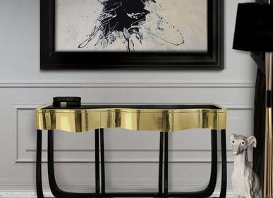 Consoles - SINUOUS Console Table - BOCA DO LOBO