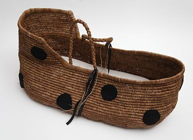 Personalizable objects - Moses basket DOT - NORO