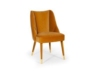 Chaises - FIGUEROA Chaise de salle à manger - INSIDHERLAND