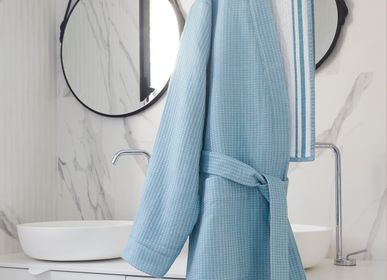 Bath towels - Duetto - LE JACQUARD FRANCAIS