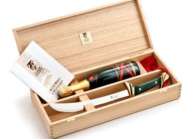 Wine - Champagne saber by Claude Dozorme - CLAUDE DOZORME