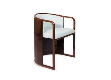 Chaises - Chaise à manger Ridge - PORUS STUDIO