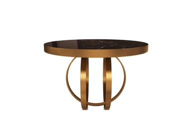 Tables - Boulder Side Table - PORUS STUDIO