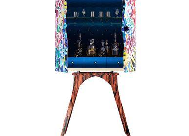 Storage boxes - Templo Cabinet - MALABAR