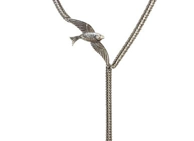Bijoux - Collier Bird  - LOTTA DJOSSOU