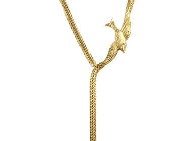 Jewelry - Bird Necklace - LOTTA DJOSSOU
