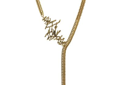 Jewelry - Seaweed Necklace - LOTTA DJOSSOU