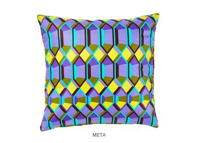 Fabric cushions - FASHION PILLOWS META - FASHION PILLOWS BY MÜLLERSCHMIDT