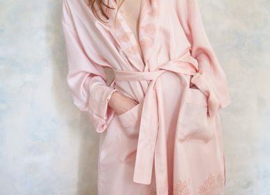 Homewear - Silk Pyjamas - KHADI AND CO.