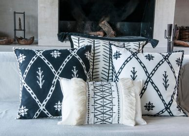 Fabric cushions - Berber Cushion - FEBRONIE