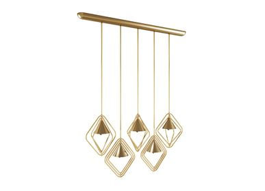 Pendant lamps - Portman Suspension Lamp - PORUS STUDIO