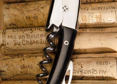 Cutlery service - Clos Laguiole  Corkscrew made By Claude Dozorme - LAGUIOLE CLAUDE DOZORME