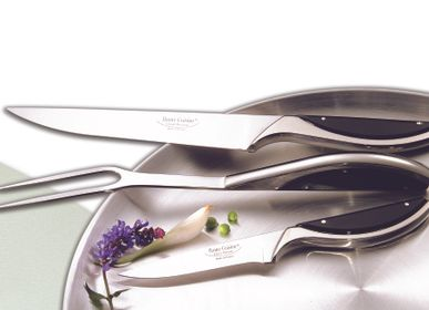 Knives - kitchen knives in the Haute Cuisine  - CLAUDE DOZORME
