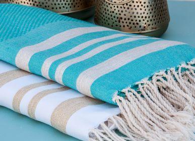Bath towel - Fouta Lurex  - FEBRONIE