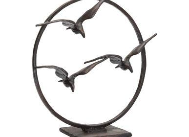 Sculpture - Bronzed sculpture - MARTINIQUE BV
