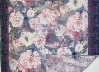 Homewear - PLAID DORIAN SILK - LOMBARDA TRAPUNTE S.R.L.