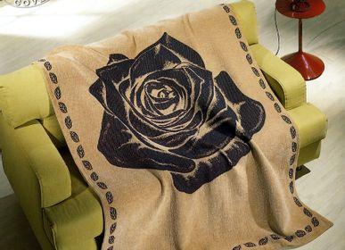 Homewear - PLAID GINEVRA CHENILLE - LOMBARDA TRAPUNTE S.R.L.