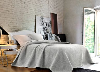 Bed linens - BLANKET LAMBSWOOL - LOMBARDA TRAPUNTE S.R.L.
