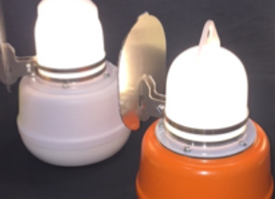 Design objects - Buoy lamp  - BLOOM