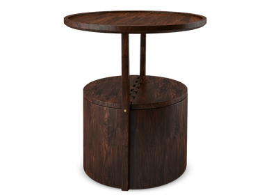 Tables - Burton Side Table - WOOD TAILORS CLUB