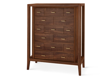 Chests of drawers - Caxton Chest of Drawers - WOOD TAILORS CLUB