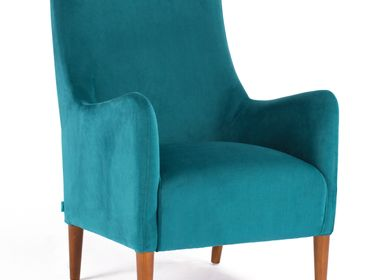 Lounge chairs for hospitalities & contracts - Victoria Armchair - MEELOA