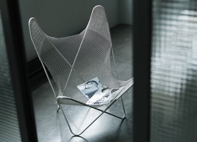 Lounge chairs for hospitalities & contracts - THE LABO DESIGN AA CHAIR - AIRBORNE