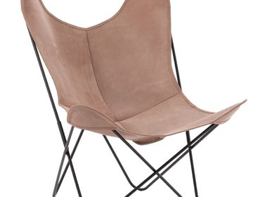 Armchairs - THE LODGE AA CHAIR - AIRBORNE