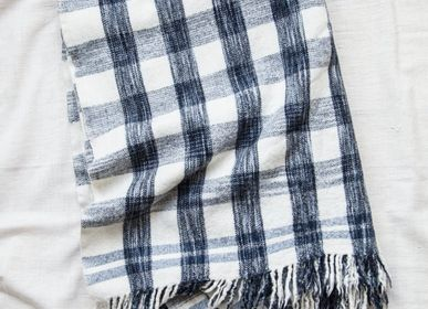 Plaids - Spacedyed Check  - KHADI AND CO.