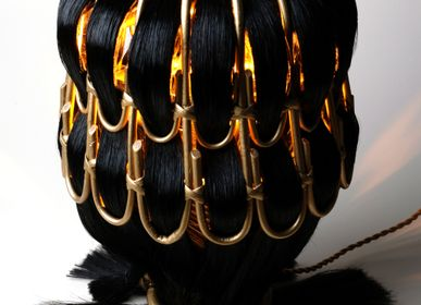 Table lamps - AÏFÉ - MICKI CHOMICKI HAIR BRUT